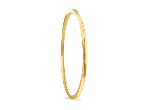 Pamela Lauz - Mobius Bronze Circle Twist Bangle