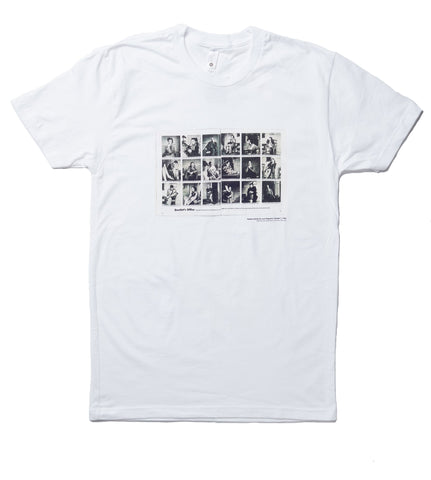 Kubrick Newspaper Tee Ladies Cut