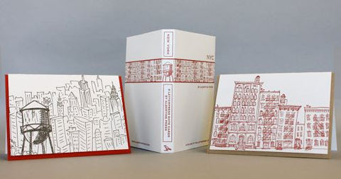 NYC Notecard Set
