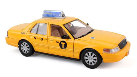 NYC Taxi Ford Crown Victoria Model