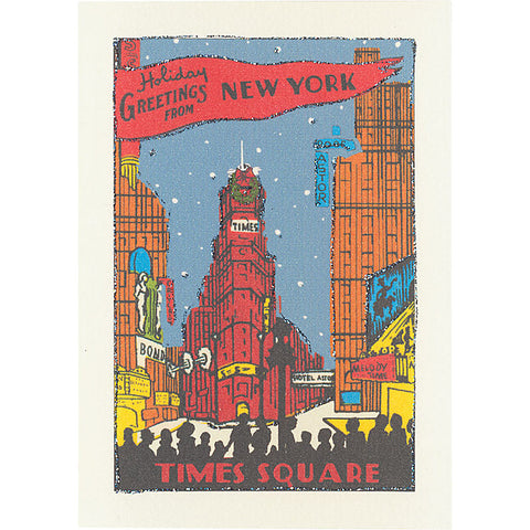 NYC Holiday Greeting Cards