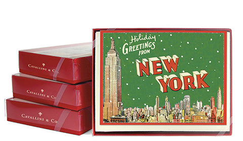 Christmas Boxed Notecard Set