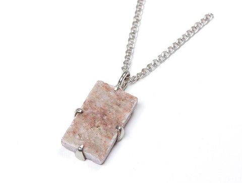 Grand Central Marble Necklace
