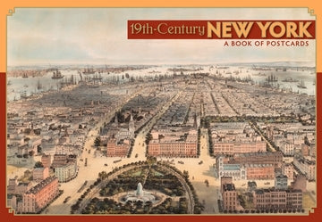 19th Century New York: A Book of Postcards