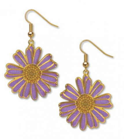 New York Aster Earrings
