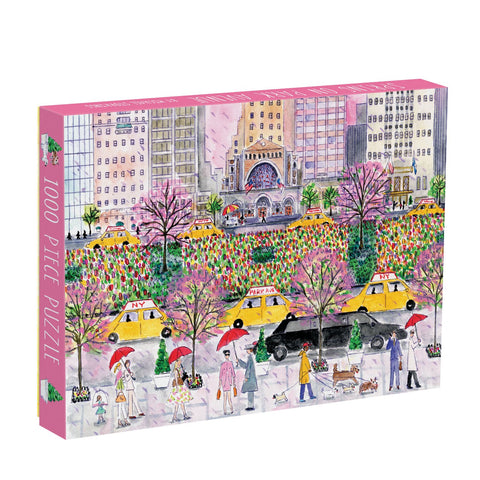 Spring on Park Ave Puzzle