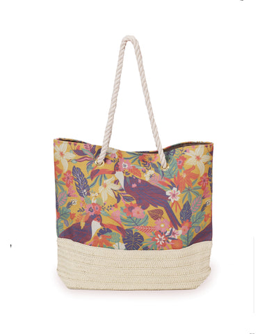 Toucan Beach Bag