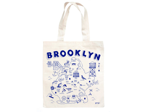 Tote Brooklyn Grocery
