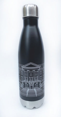 Building Illustration Bottle