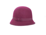 Packable Felt Cloche