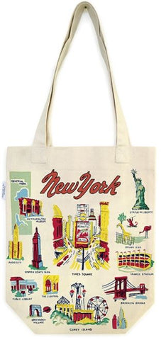 Vintage Icons Tote