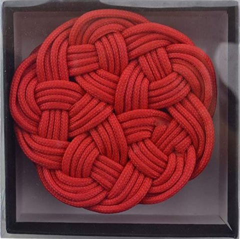 Eternal Knot Coaster Set