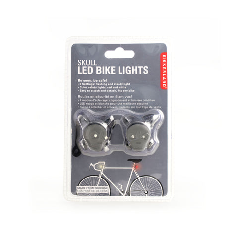 Skull Bike Lights