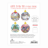 Ornament Shaped Notecards