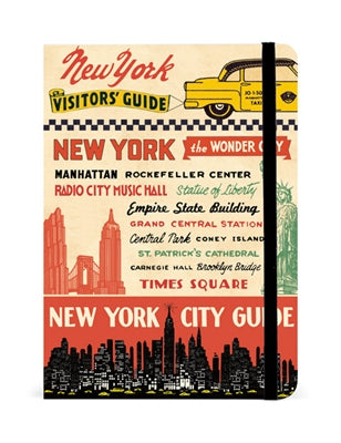 New York City Guide Journal