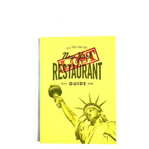 NYC Lost Restaurant Guide