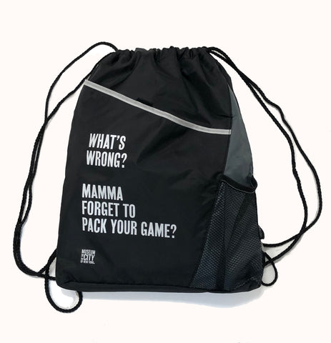 City/Game Backpack