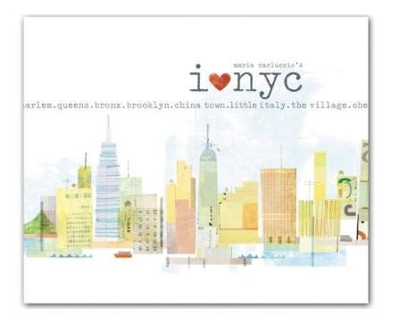 I Heart NYC Quicknotes