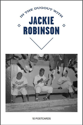 Jackie Robinson Postcard Set - Museum Exclusive!