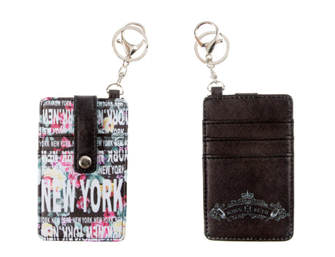 Floral Keychain Wallets