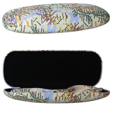 MTA Subway Eyeglass Case