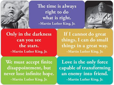 MLK Jr. Mini Magnet Set