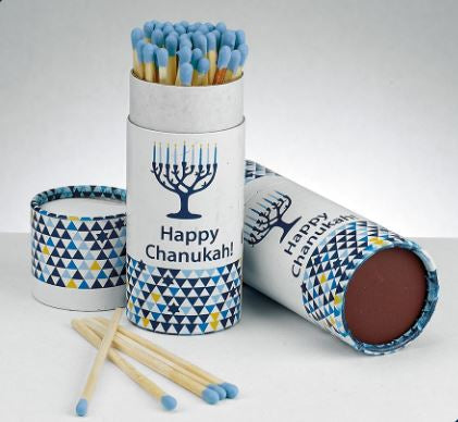 Channukah Matches