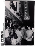 Poster: Young People Outside Stonewall