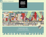 Puzzle: Walking New York Panoramic Puzzle
