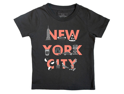 NYC Toddler Tee