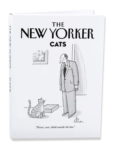 Cats New Yorker Notecard Set