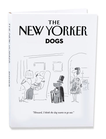 Dogs New Yorker Notecard Set