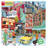 Puzzle: New York City Life 1000 Piece