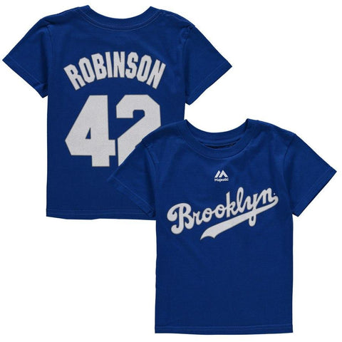 Jackie Robinson Preschool Player Tee