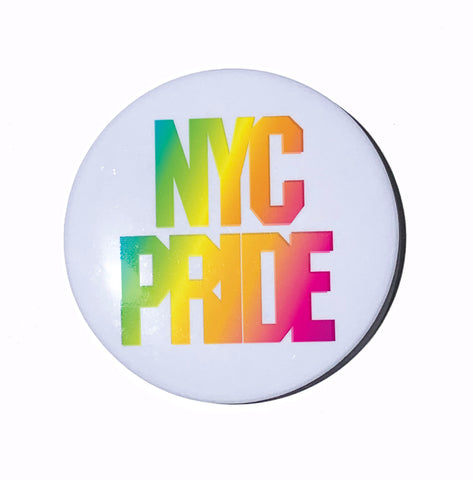NYC Pride Pin - Museum Exclusive!