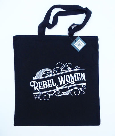 Rebel Woman Tote