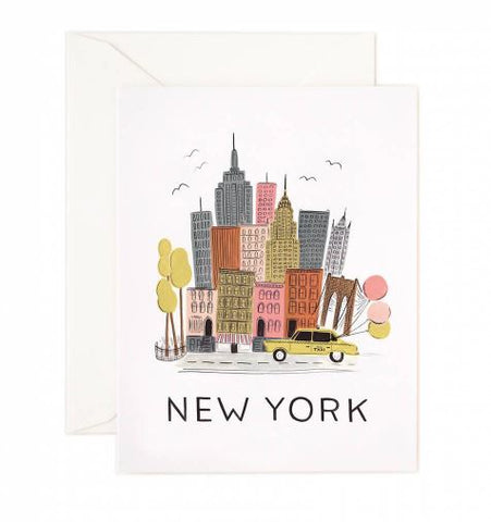 Boxed Set of NY Notecards