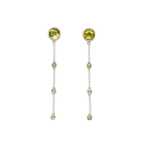Starlight Drop Earrings