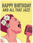 Billie Holiday: Happy Birthday & All that Jazz
