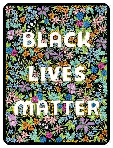 Sticker: Black Lives Matter