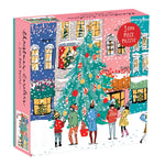 Christmas Carolers: 1000 Piece Puzzle