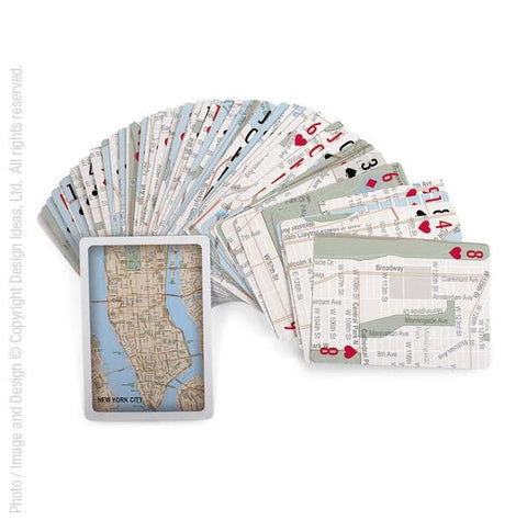 Mapdeck Cards NYC