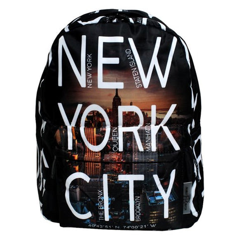 Skyline Backpack Black