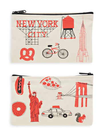 New York City Pouch