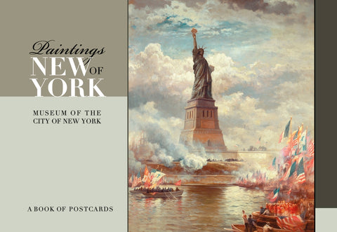 Paintings of New York: A Book of Postcards