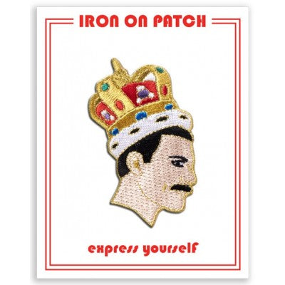 Stickerpatch: Freddie Mercury