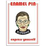 Ruth Supreme Pin