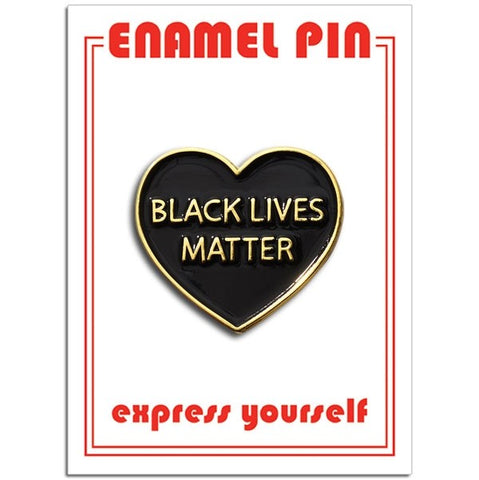 Pin: Black Lives Matter