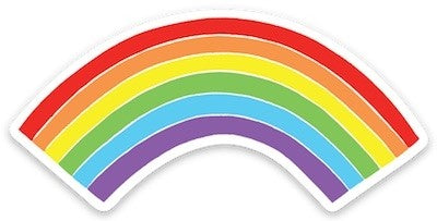 Sticker: Rainbow