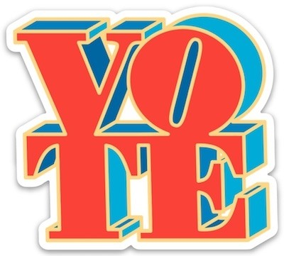 Sticker: VOTE